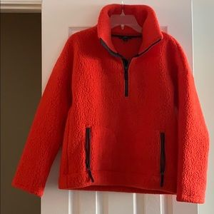 J Crew Polartec Fleece Pullover